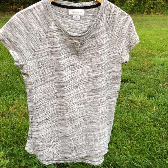 ad3e3e96 Liz Claiborne Tops | Cotton Modal Tee Size Medium | Poshmark